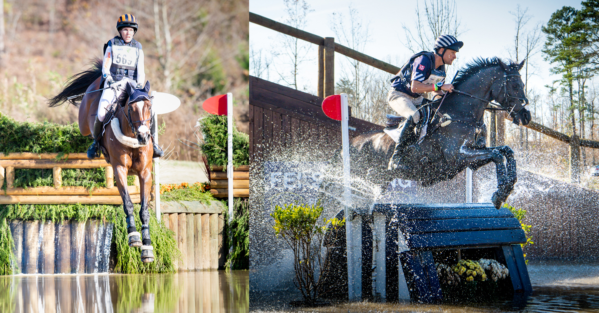 Thumbnail for Elisabeth Halliday-Sharp and Deniro Z Take Over Lead at Tryon CCI 4*-L