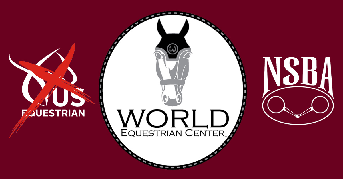 Thumbnail for USEF Pulls Licensed Shows from New World Equestrian Center