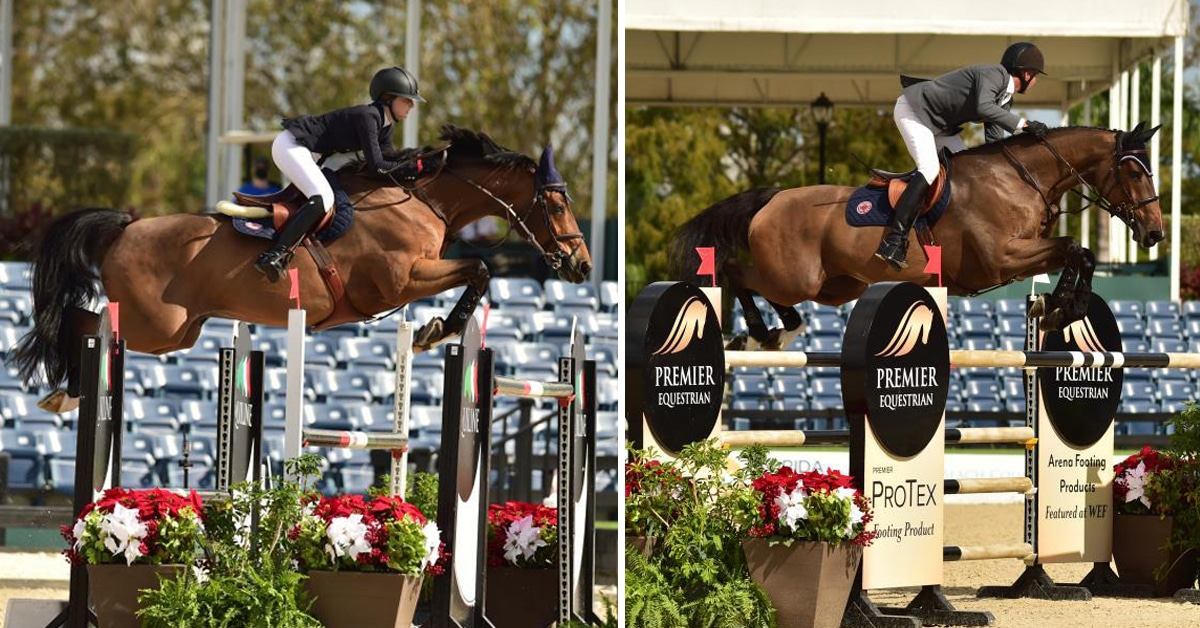 Thumbnail for Deslauriers Battle for the Podium in $214,000 Holiday & Horses Grand Prix