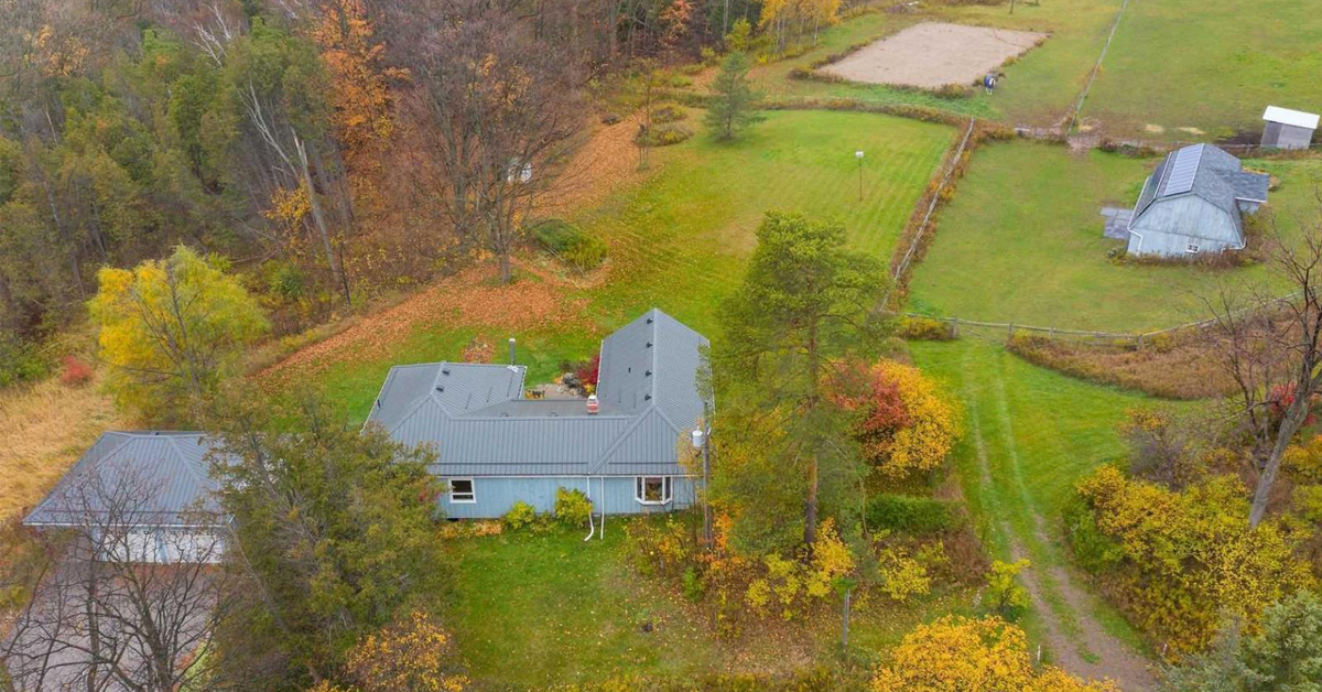 Thumbnail for $1,249,000 for a beautiful country retreat on 10+ acres in Caledon, Ontario