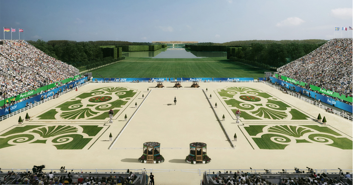 Thumbnail for Versailles Re-Confirmed as Paris 2024 Horse Park After Budget Review