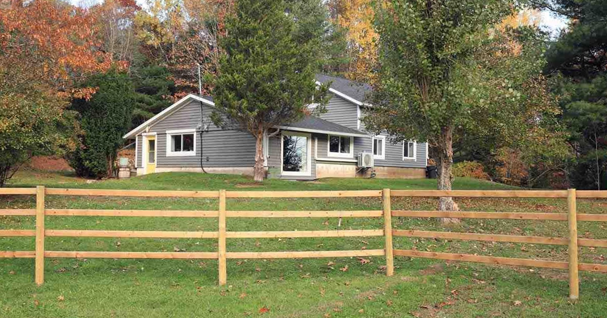 Thumbnail for $299,900 for a renovated home and 5-stall barn on 4.5 acres in Pine Grove, NS