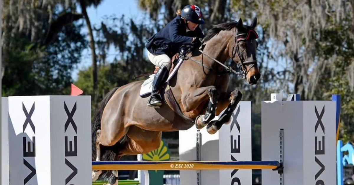Thumbnail for Jill Henselwood Wins Open Welcome at HITS Ocala