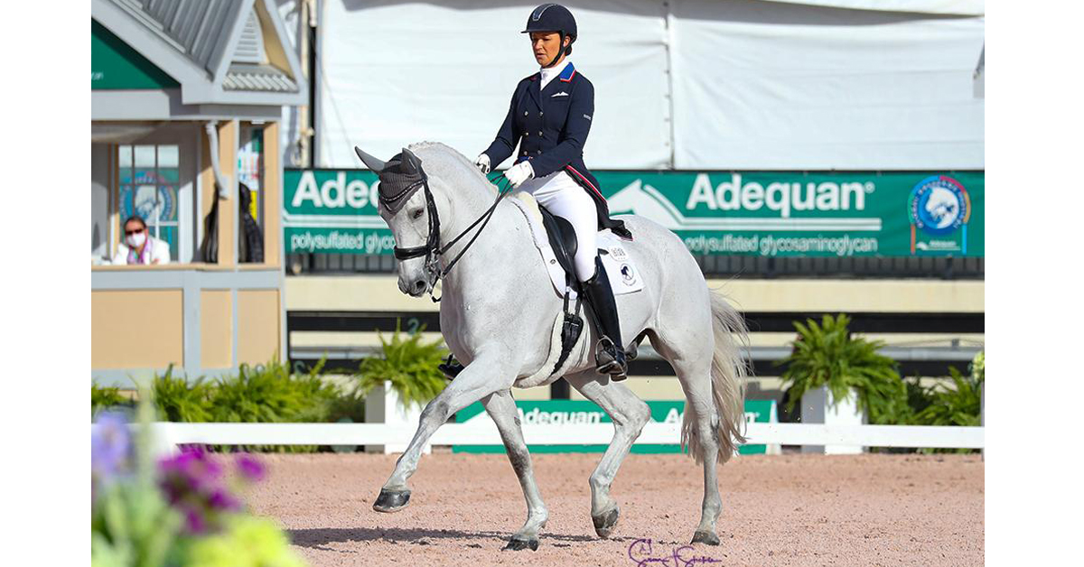 Thumbnail for Another Win for Adrienne Lyle and Harmony's Duval at AGDF 1