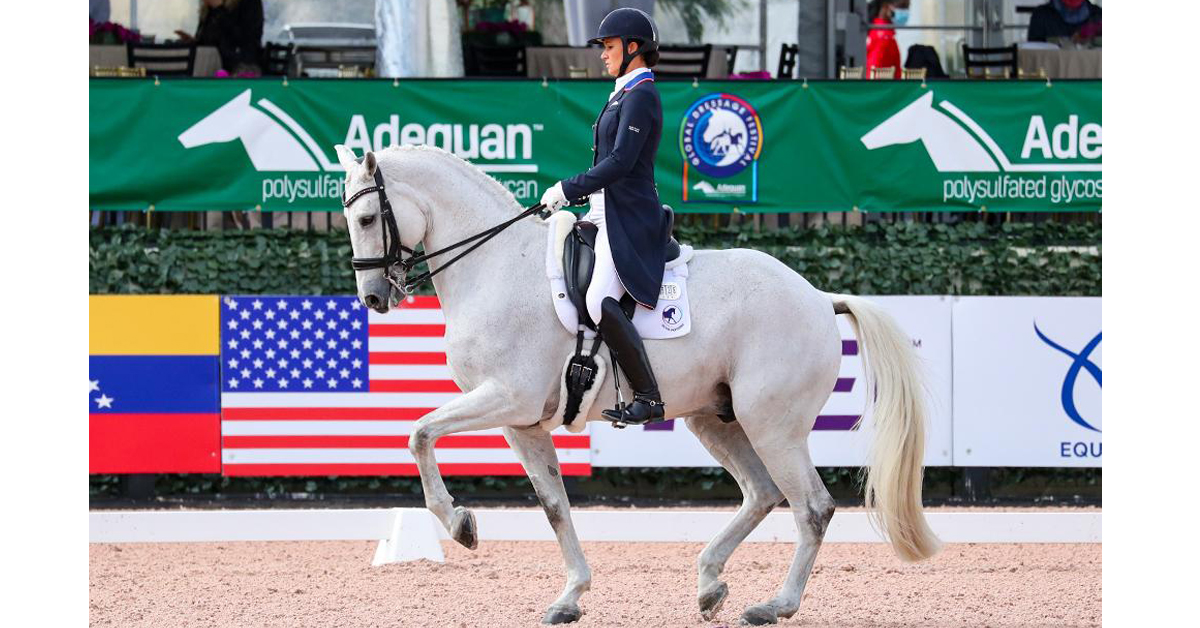 Thumbnail for AGDF Kicks Off with Win for Adrienne Lyle and Harmony's Duval