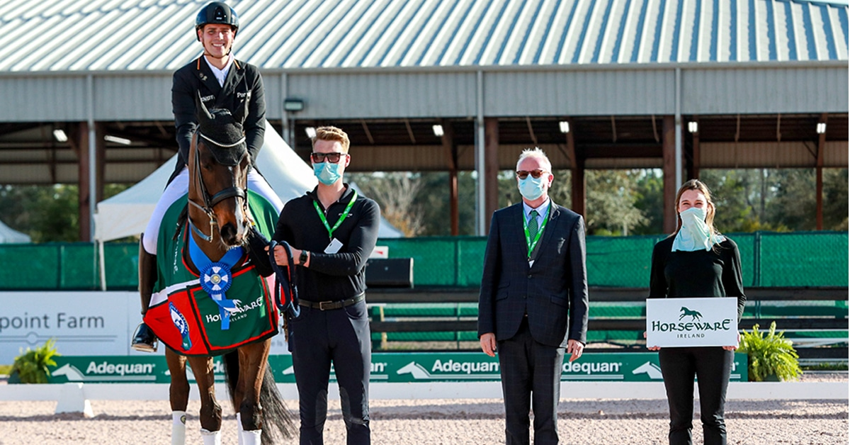 Thumbnail for Dressage Horse Dies Day After Winning Grand Prix CDI3* at AGDF
