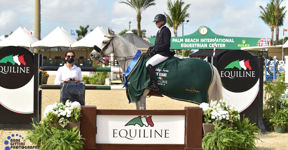 Thumbnail for Erynn Ballard Captures Open Stake and Classic at Holiday Finale