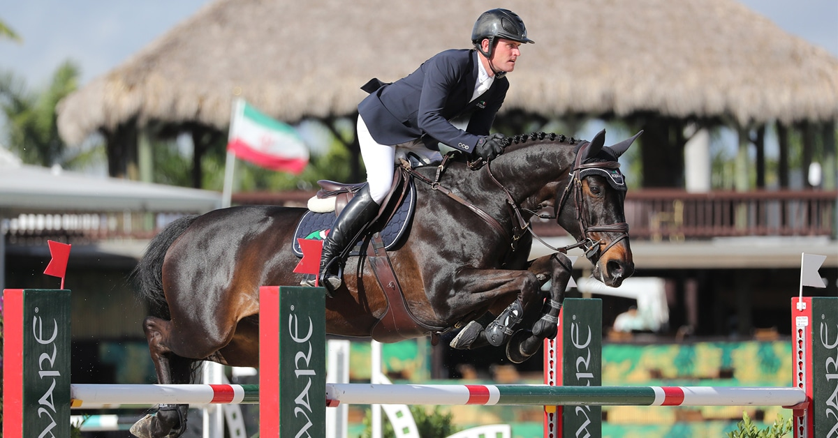 Thumbnail for Darragh Kenny and Ben Maher Top 1.40m Jumpers