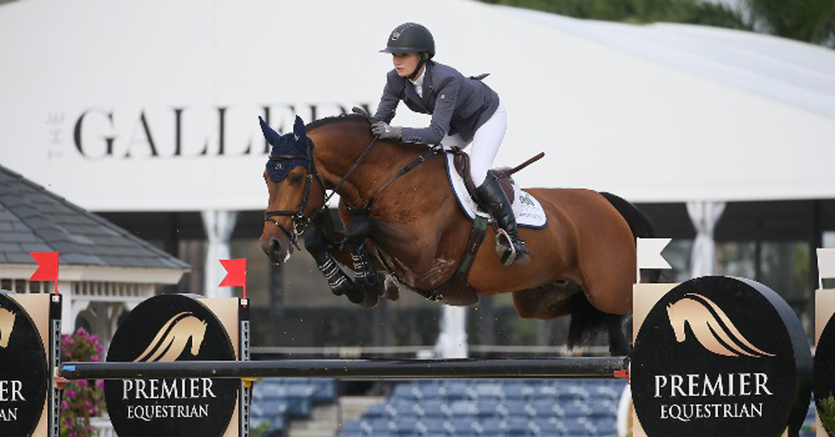 Thumbnail for WEF Challenge Cup Round 1 Won by Lillie Keenan