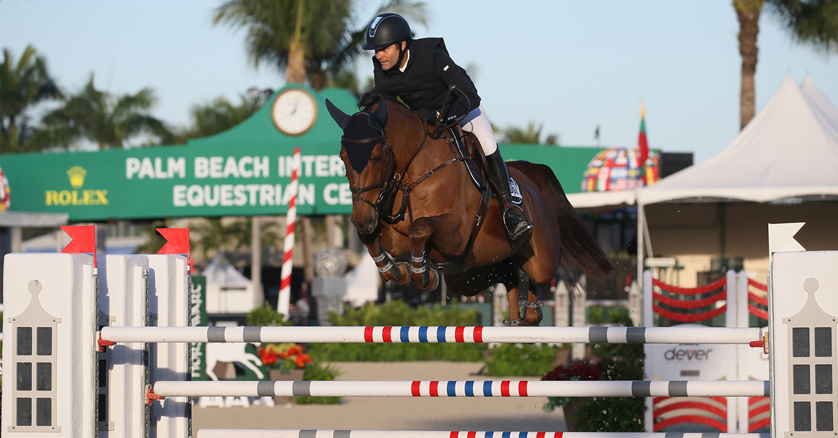 Thumbnail for 2021 Winter Equestrian Festival Kicks Off First Day of Competition