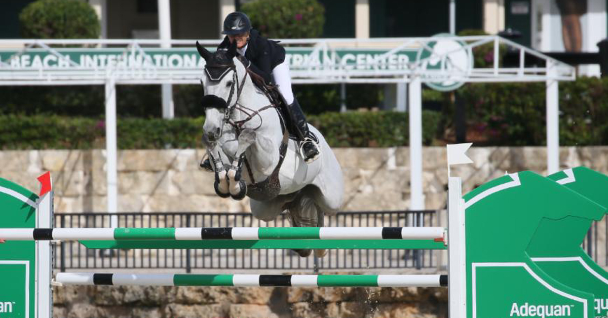 Thumbnail for Walter White Speeds to Victory with Erynn Ballard in WEF Challenge Cup