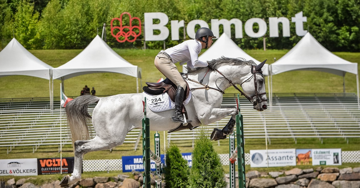 Thumbnail for Bromont Olympic Equestrian Park Changes Hands
