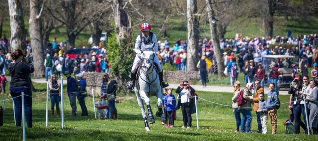 Thumbnail for Land Rover Kentucky Three-Day Event Cancelled for 2021
