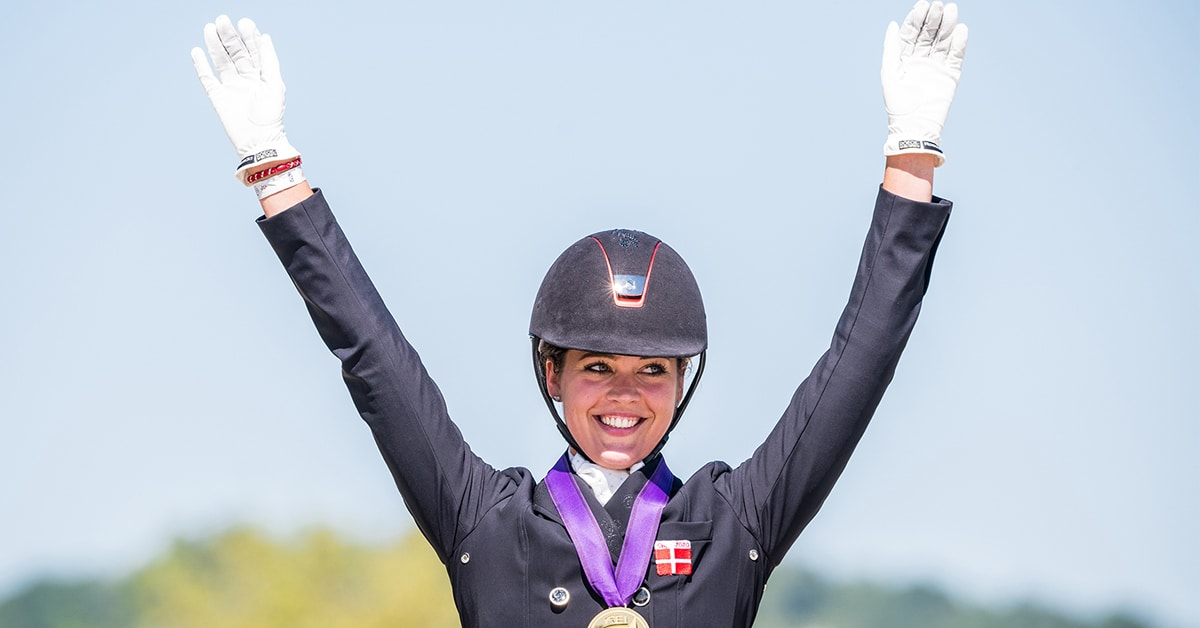 Thumbnail for FEI Names Host Cities for Major '21/22 Youth Championships