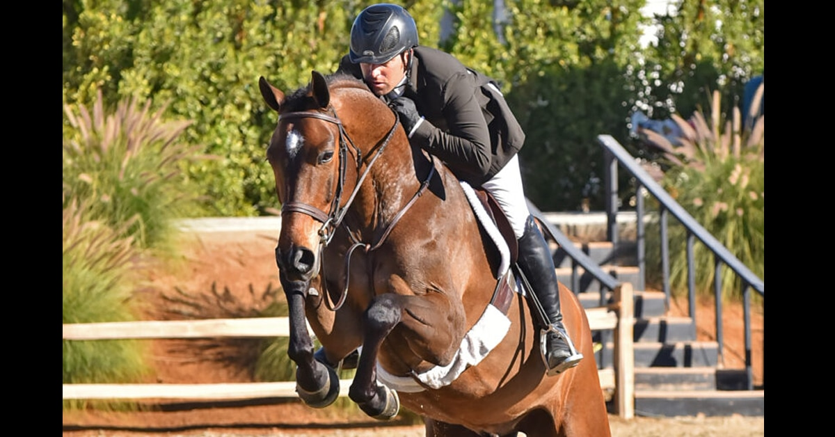 Thumbnail for Haness, Mackenzie Win Derbies Designed by Canada's Kevin Holowack
