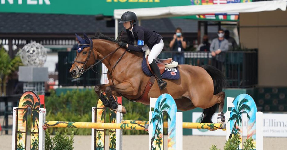 Thumbnail for Lucy Deslauriers and Hester Capture WEF Challenge Cup 5