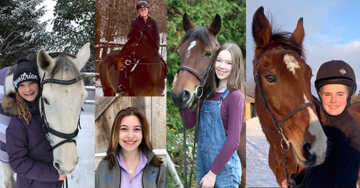 Thumbnail for 2021 Ontario Equestrian Youth Bursary Recipients Announced
