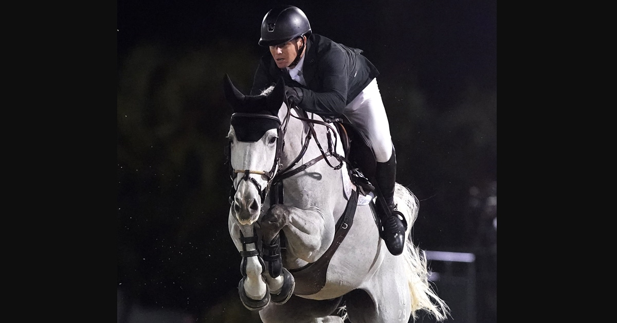 Thumbnail for Shane Sweetnam and Alejandro Win $401,000 Douglas Elliman Grand Prix