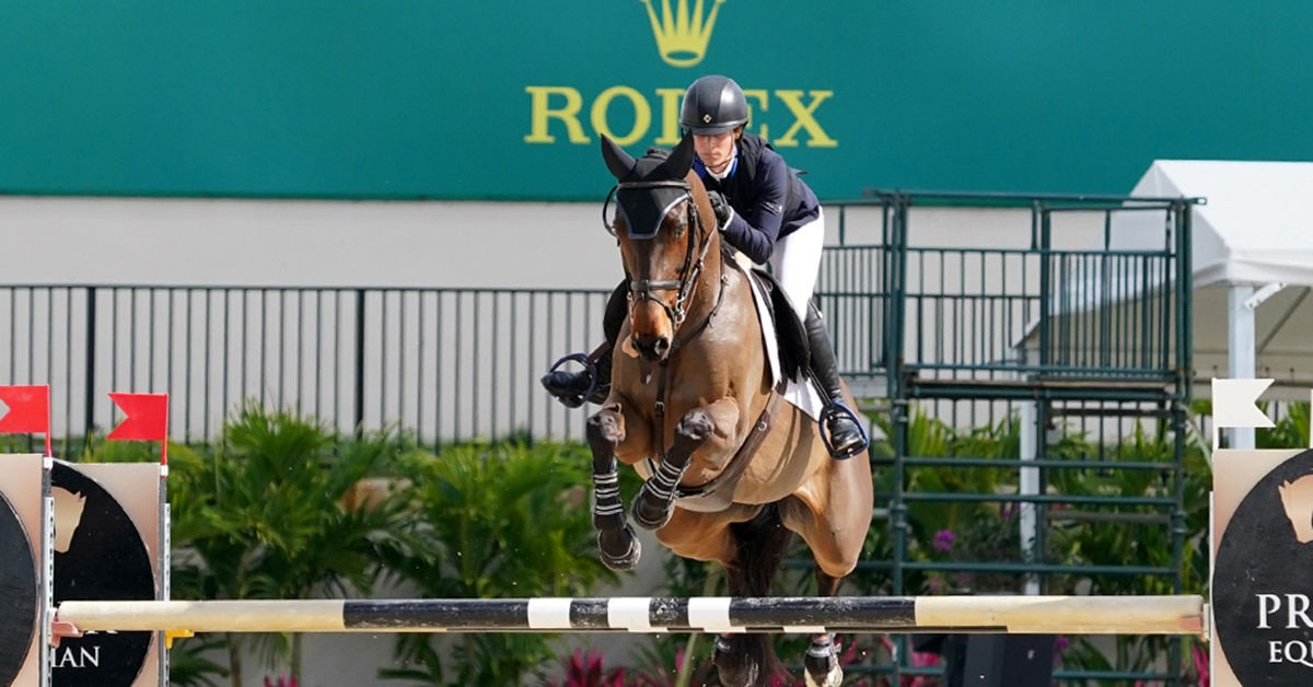 Thumbnail for Sydney Shulman and Villamoura Kick Off WEF 5 with a Victory