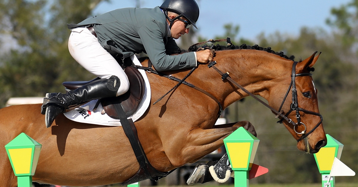 Thumbnail for Aaron Vale Has Bookend Wins to Dominate HITS Ocala
