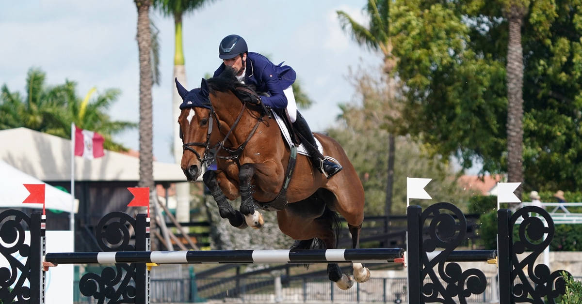 Thumbnail for Deusser Has Second Win of the Week in $73,000 1.50m Classic CSI5*