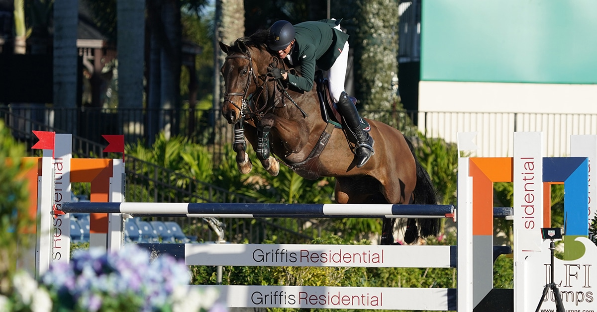 Thumbnail for Charlie Jayne and Amice Z Speed to the Win in $37,000 Griffis Residential