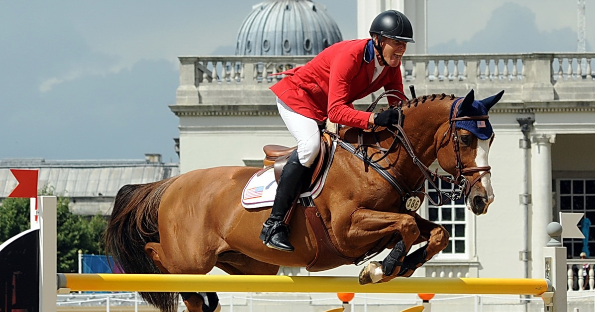 Thumbnail for Show Jumper Rich Fellers and Wife Suspended on SafeSport Allegations