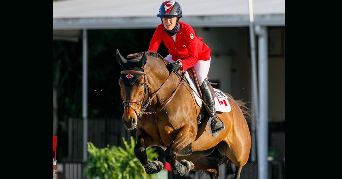 Thumbnail for Canada Places Fifth in $150,000 Wellington Nations' Cup