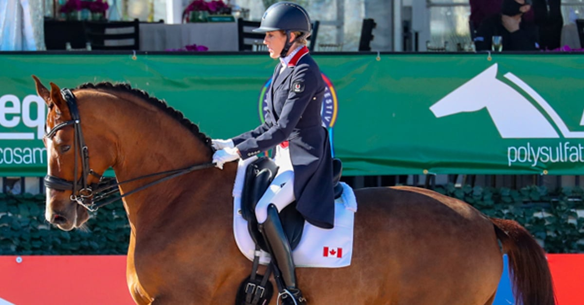 Thumbnail for Canada's Brittany Fraser-Beaulieu Invited to World Cup Final