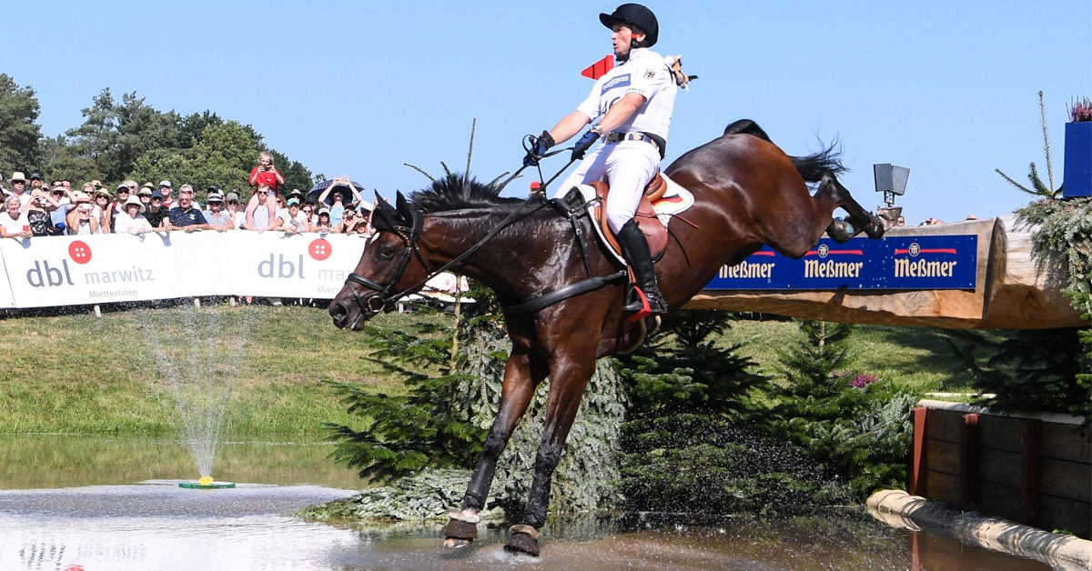 Thumbnail for FEI Allocates Eventing European Championships for 2021, 2023