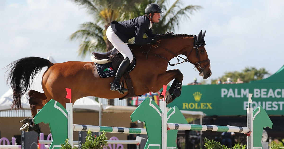 Thumbnail for Irish Sweep Top Five Spots in $73,000 WEF Challenge Cup 9