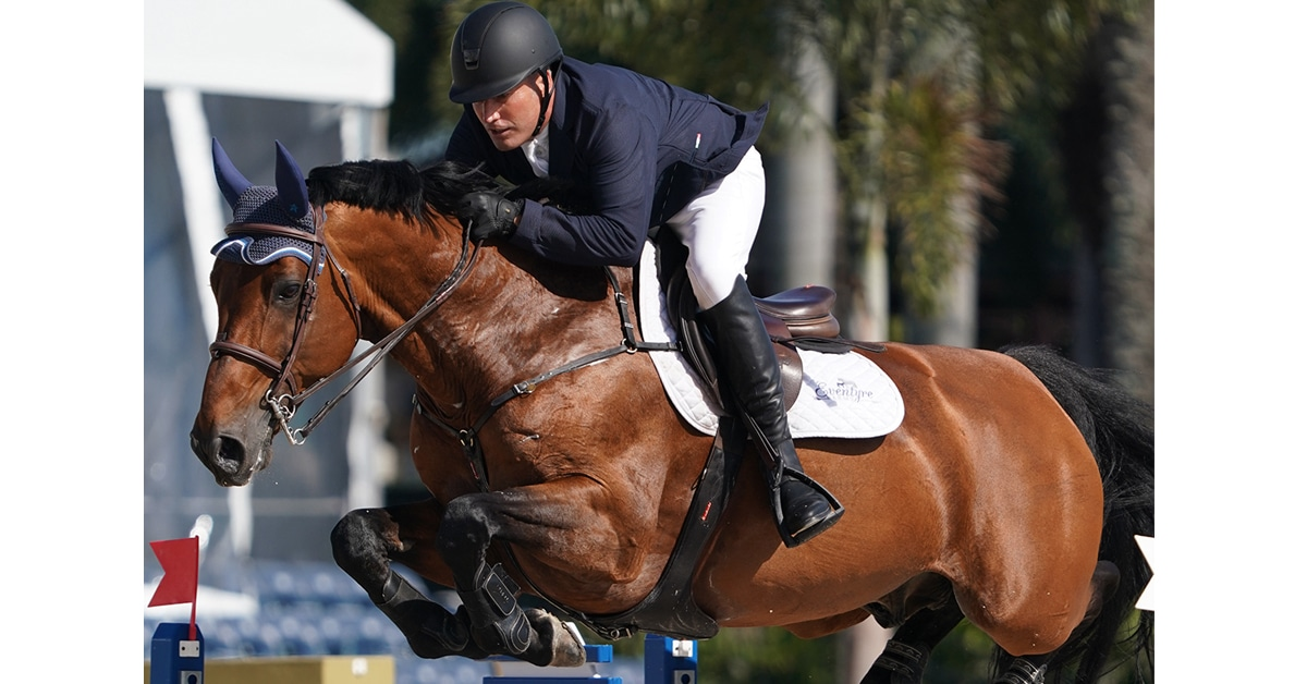 Thumbnail for Canada's Jim Ifko Wins $50,000 Grand Prix at WEF