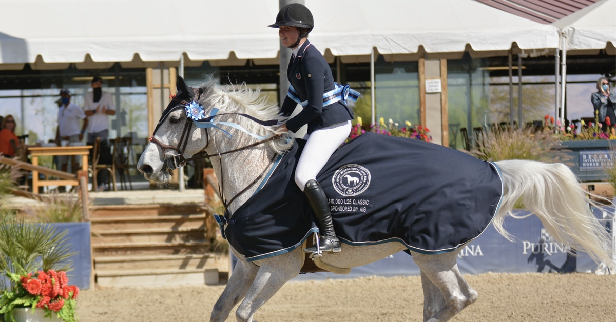 Thumbnail for Canadian Kyara Semrau Wins $10,000 U25 Classic at DIHP
