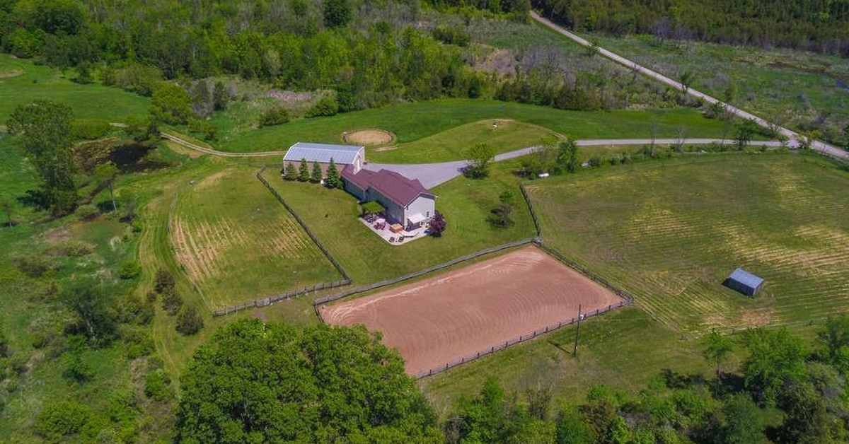 Thumbnail for $1,649,000 for a peaceful country escape in Stirling, Ontario