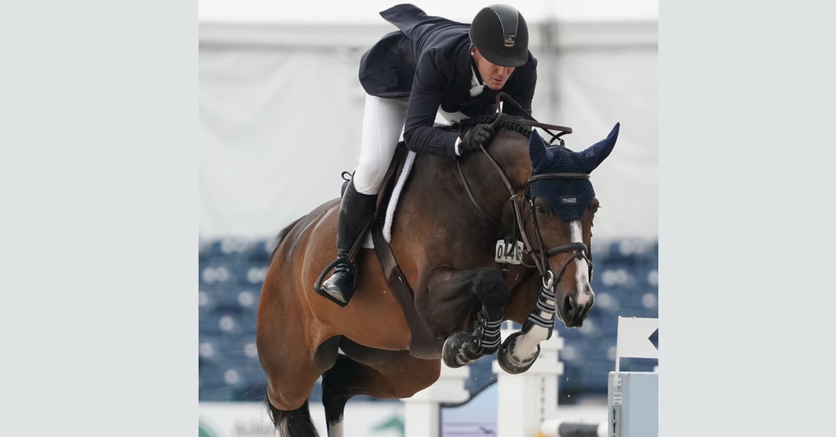 Thumbnail for McLain Ward and Blossom Z Win $50,000 National Grand Prix