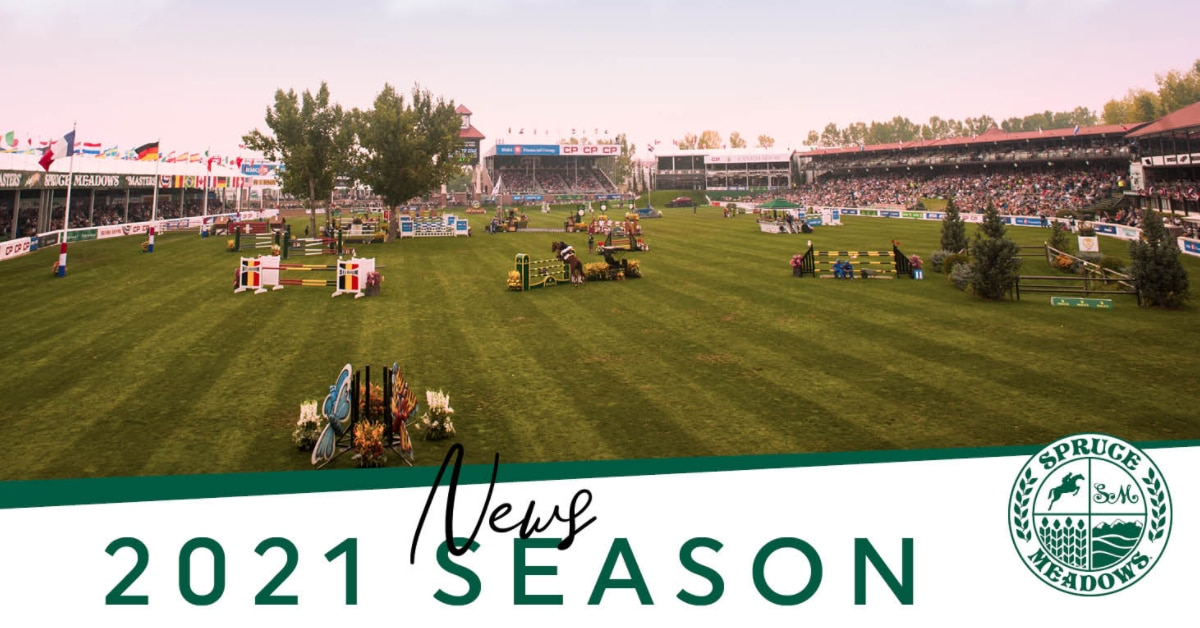 Thumbnail for Spruce Meadows 2021 Summer Tournaments Cancelled