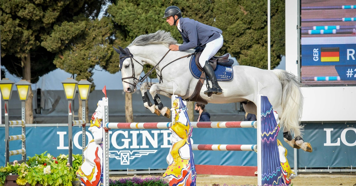 Thumbnail for Sunshine Tour to Wrap Sunday Due to EHV-1 Concerns