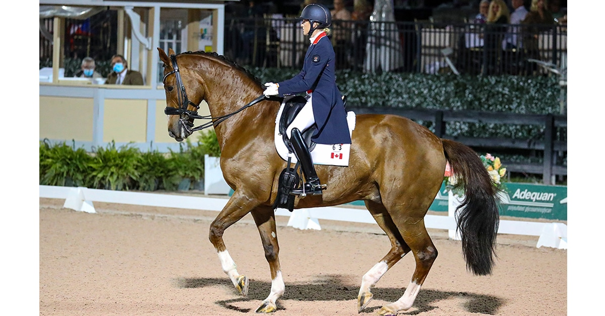 Thumbnail for Fraser-Beaulieu 3rd in Grand Prix Freestyle; Carier Bergeron Wins U25