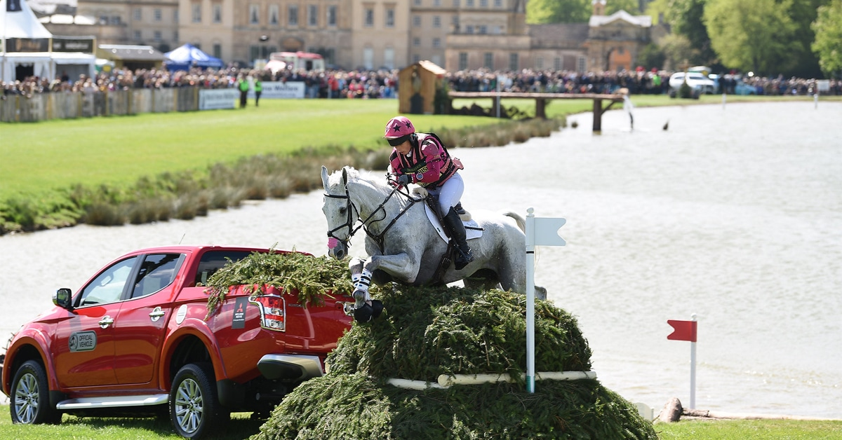 """Thumbnail for Badminton Horse Trials """"Behind Closed Doors"""" Cancelled for 2021"""