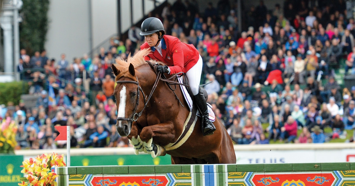 Thumbnail for Confirmed Dates For 2021 Rolex Grand Slam of Show Jumping