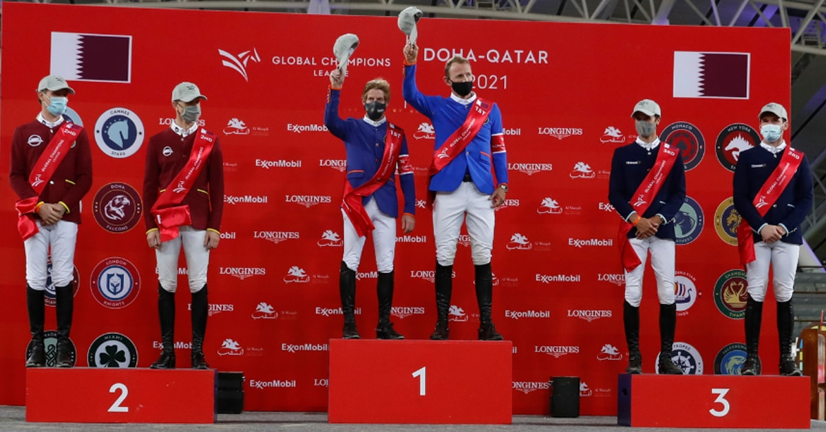 Thumbnail for Valkenswaard United Unbeatable in 2021 GCL Opener in Doha