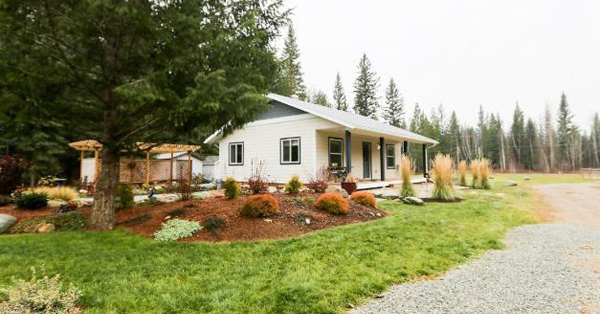 Thumbnail for $748,700 for cozy country living on 5 acres in Barriere, BC