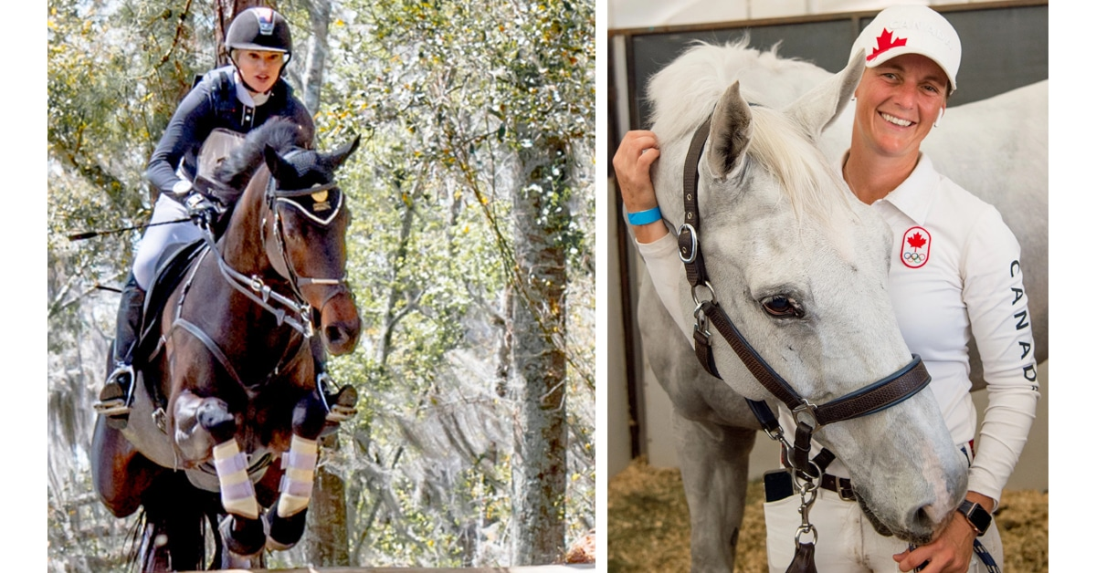 Thumbnail for Little Wins, Loach 2nd at Red Hills International Horse Trials