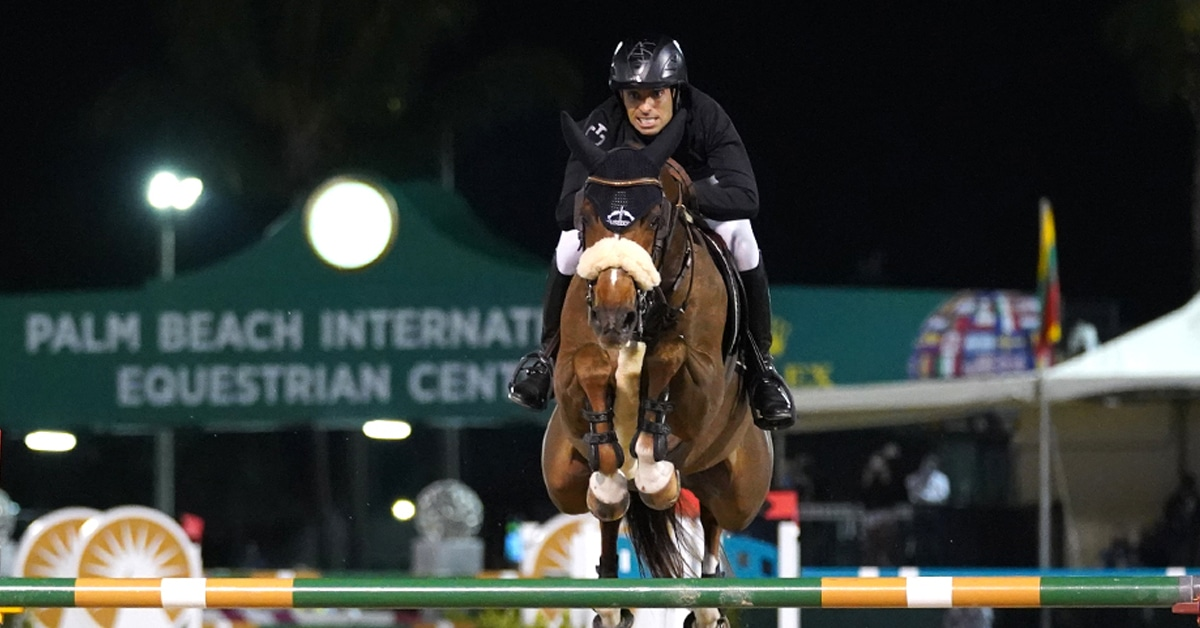 Thumbnail for Abdel Saïd and Bandit Savoie Steal Victory in $401,000 Grand Prix