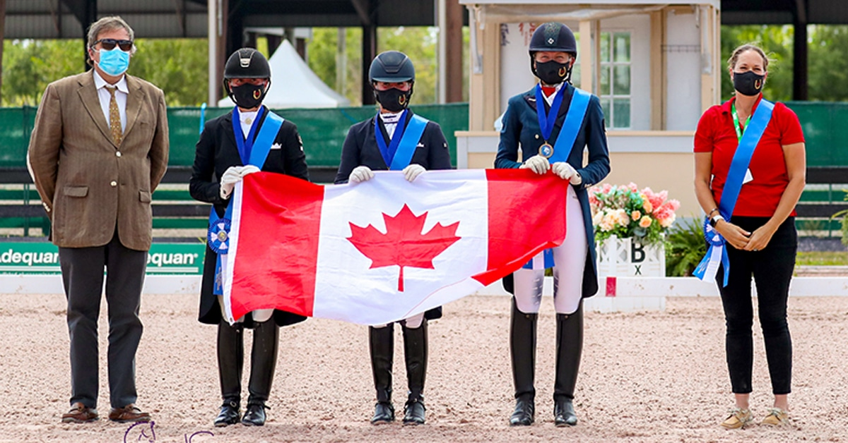 Thumbnail for Team Canada Wins CDIO-U25 Nations Cup at AGDF