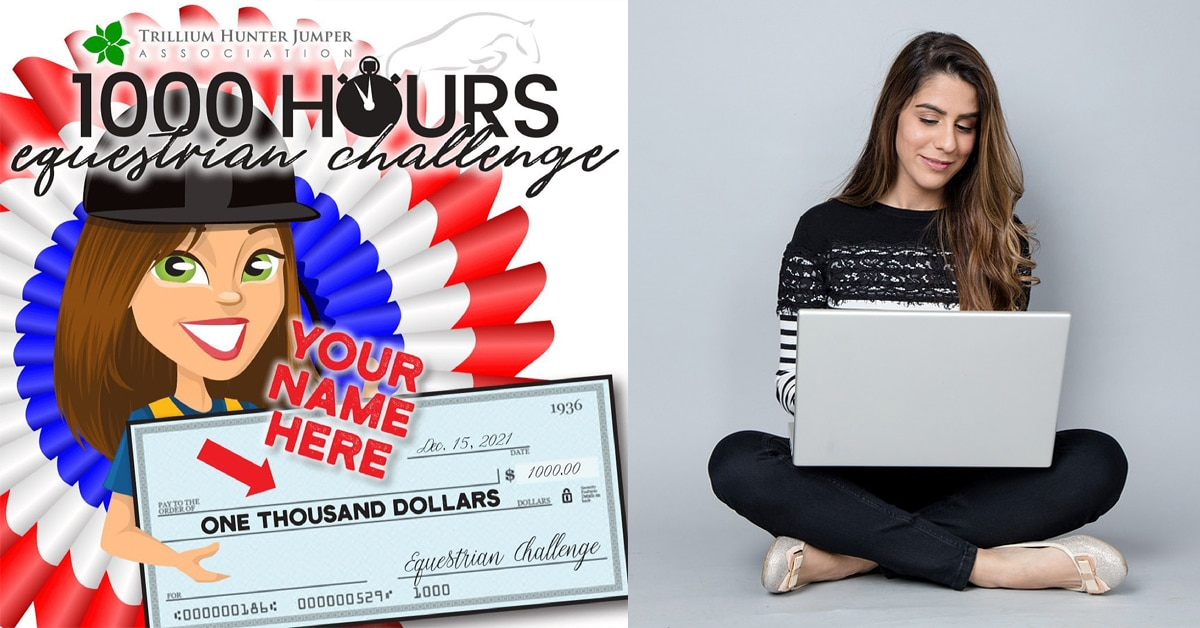 Thumbnail for Join the 1000 Hour Challenge (you could win $1000!)