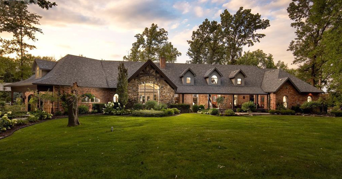 Thumbnail for $3,500,000 for a spectacular 20-acre equestrian estate in Essex, Ontario