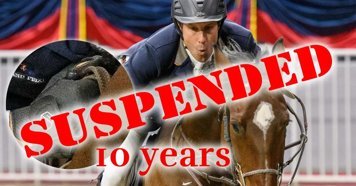 Thumbnail for Andrew Kocher Suspended for 10 Years by FEI Tribunal