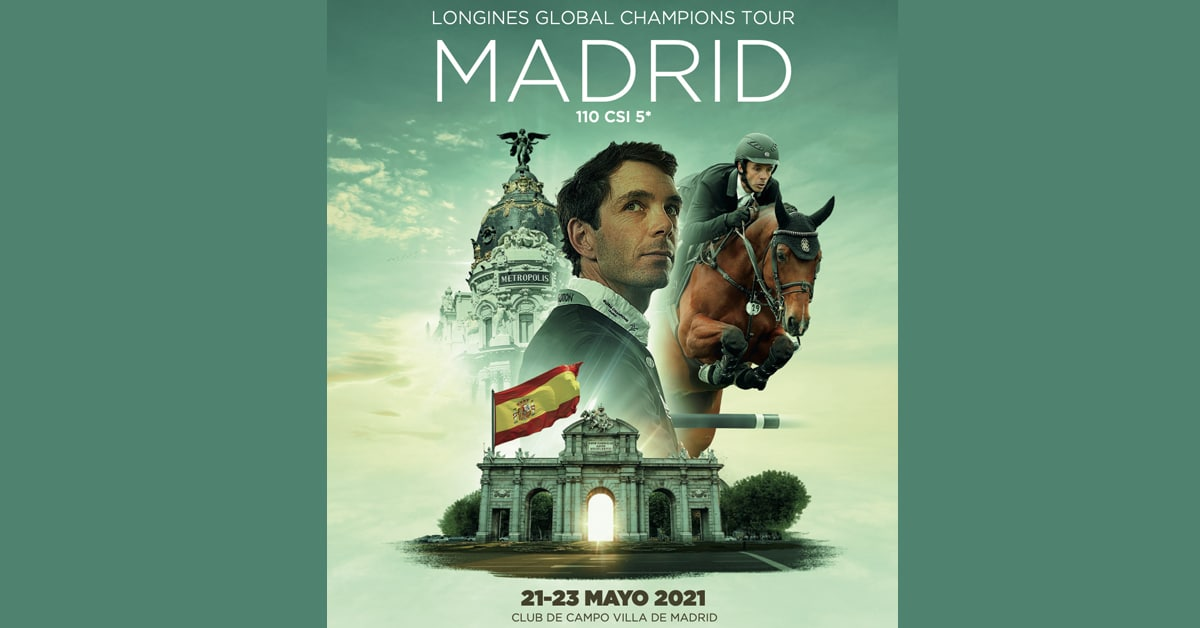 Thumbnail for Longines Global Champions Tour Madrid Confirmed