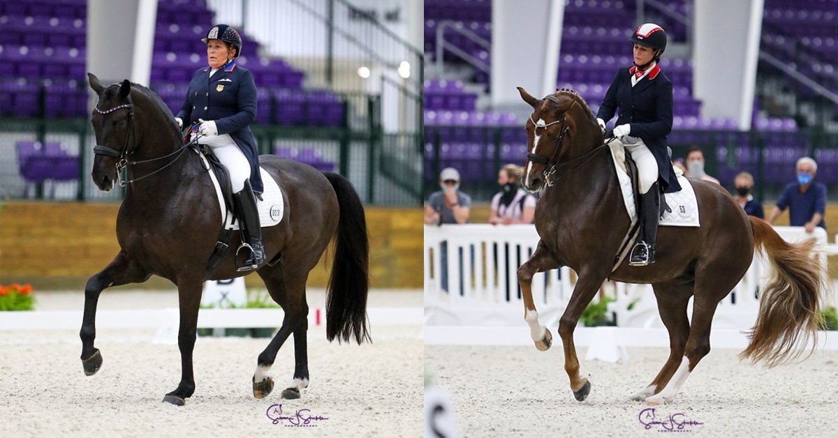 Thumbnail for Shelly Francis and Danilo Win Grand Prix Freestyle CDI3* at WEC-Ocala